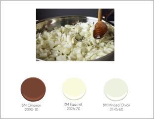 Food Comparison Onion