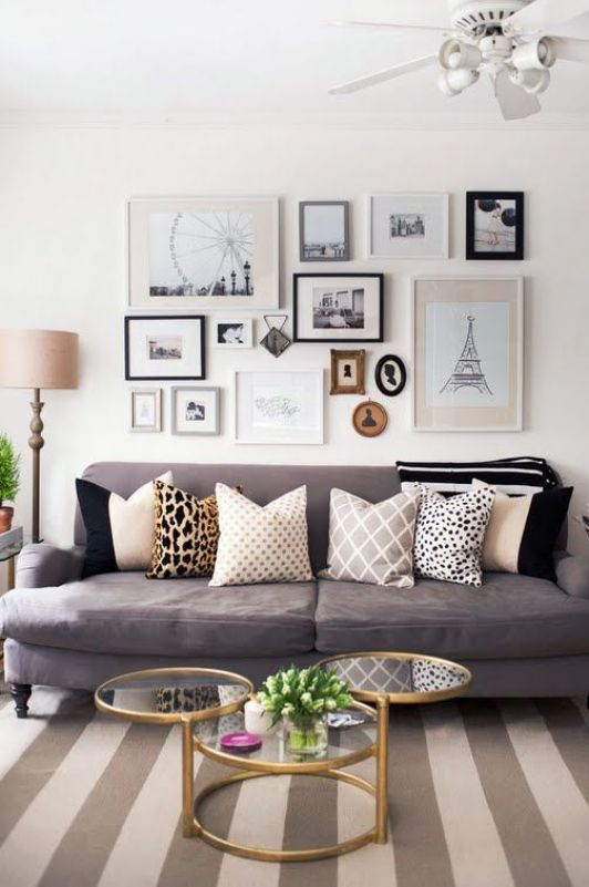 White Walls in Apartments