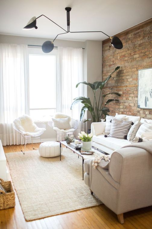 Easy Changes in Apartments